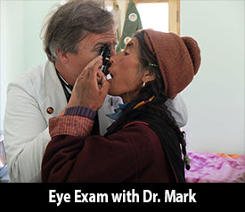 Eye Exam by Dr. Mark