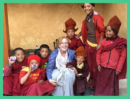 Zanskar 2018 Volunteer - Robyn Alley