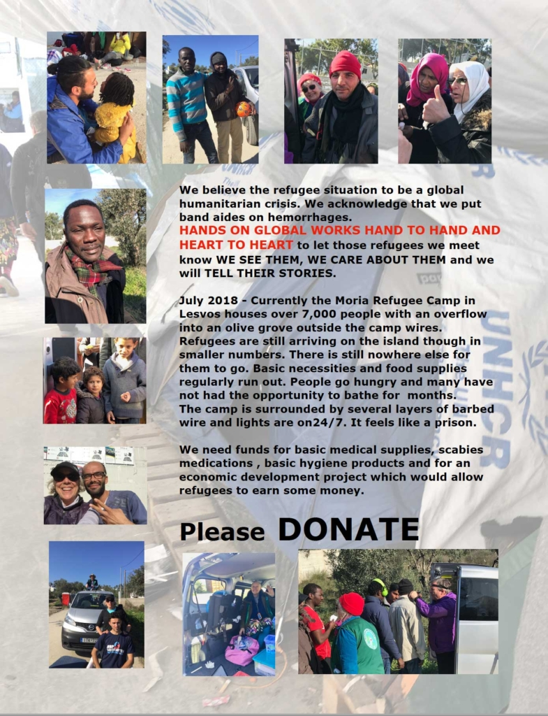 Refugee Donate Flyer Page Two
