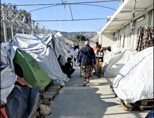 Leaving for Moria Refugee Camp in 3 days.