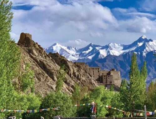 June 7:  Julley from Leh!