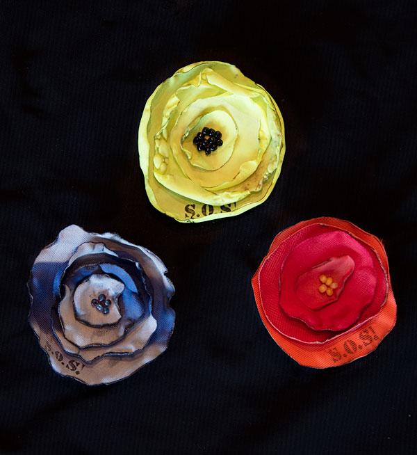 SOS Flowers