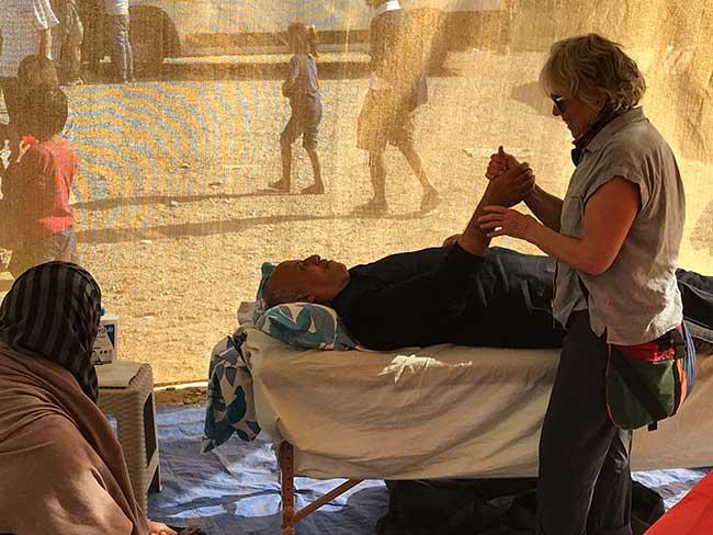 HOG Refugee Massage