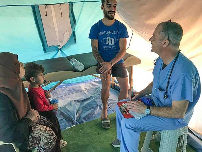 Refugee Doctor
