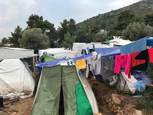 Samos Jungle Tents