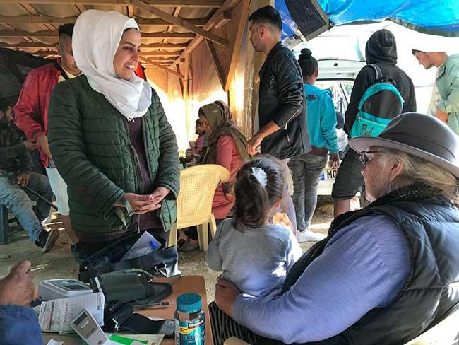Samos Refugees