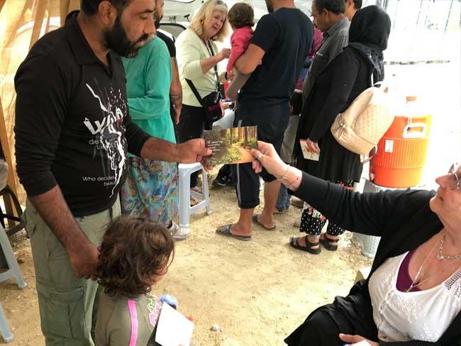 Samos Refugees Cards