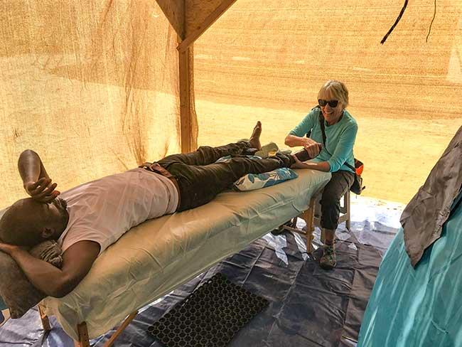 HOG Karen Massage Therapist